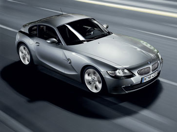 bmw z4 coupe- dream - awesome