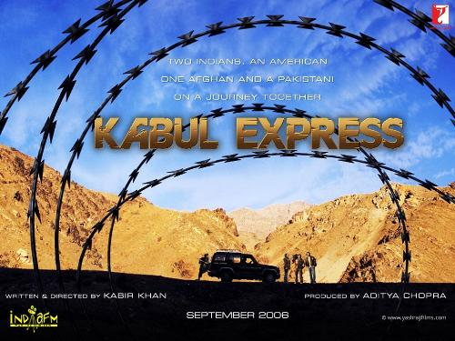 kabul express rocks - indian movie with a hinge of bravery