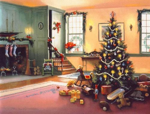 Christmas  - Christmas Morning
