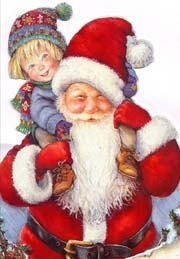 santa clause - merry chritmas