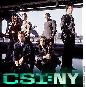 csi new york - best tv serial ever