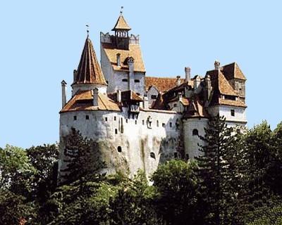 bran castel - castel
