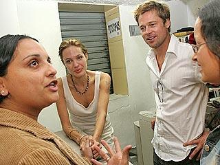 Brad & Angelina - Brad & Angelina