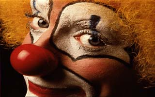 Clown Eyes - creepy!!!!