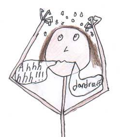 What causes dandruff? - What causes dandruff?