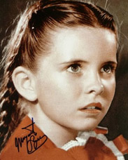 Margaret O'Brien - Margaret O'Brien little actress.