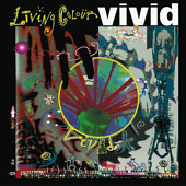 Vivid Album Cover - Living Colour - One of the first and most popular Living Colour Albums