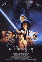 The film picture - return of the jedi, the best in the double trilogy