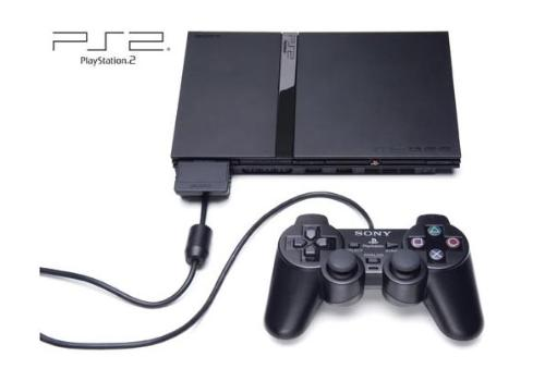 Play Station - PS2 Console PP2 Console