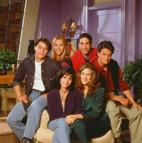 Friends - A great tv show.