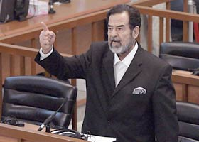 saddam hussein - Saddam Hussein , the dictator