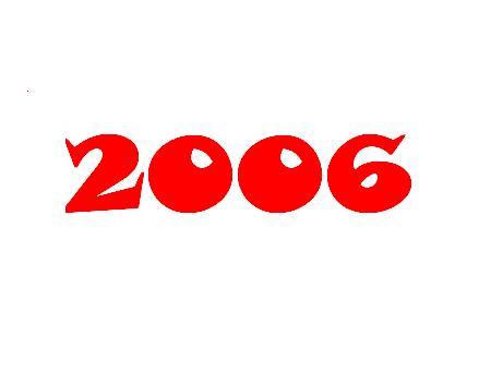 2006 - 2006