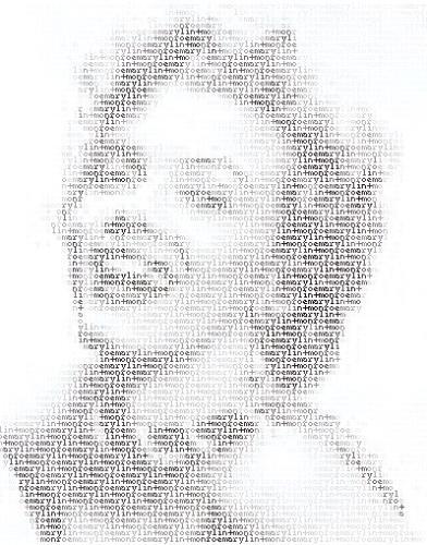 Marilyn Monroe (ASCII) - Marilyn Monroe (ASCII)