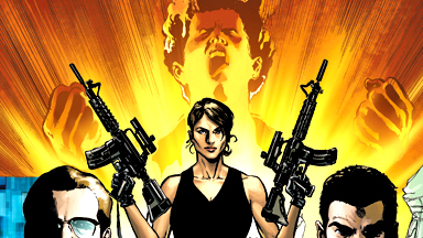 Heroes Graphic Novel - Graphic novel from the hit NBC TV show Heroes.