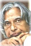 "Dr A.P.J. Abdul Kalam - ""Look at the sky. We are not alone. The whole universe is friendly to us and conspires only to give the best to those who dream and work""
