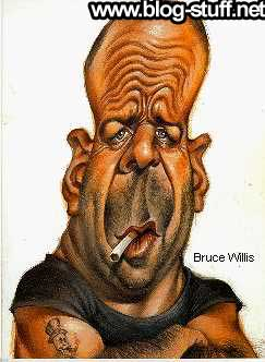 """Bruce Willis - Willis enjoyed moderate success as a recording artist, recording an album of pop-blues entitled The Return of Bruno, which included the hit single """"Respect Yourself"""", promoted by a Spinal Tap-like rockumentary parody featuring scenes of him performing at famous events including Woodstock."""