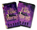 art of exotic dance dvd & vhs tapes - dvd