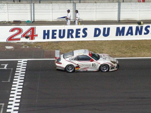 Le mans 24h - one of the most famous races in the world