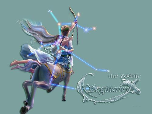 Sagittarius Image - Who its looking