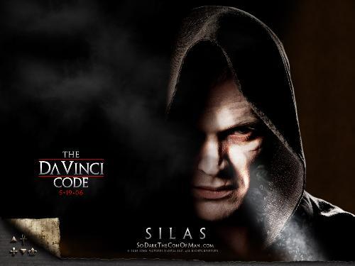Silas  - Its Silas in Da vinci code movie