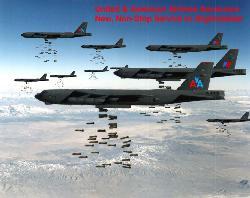 Bombings - aah man !!!