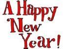 new year - wish you a happy and prosperous new year