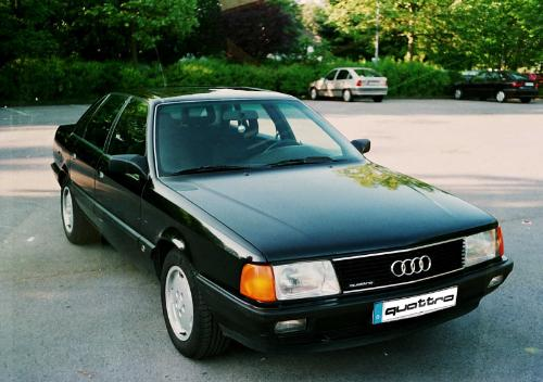 here is my car - here is my car.It is Audi 100.Its not very beautiful.