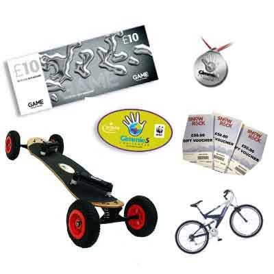 prizes - prize