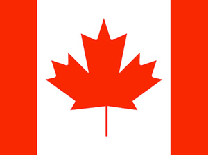 Canada Flag - Picture of a Canada Flag
