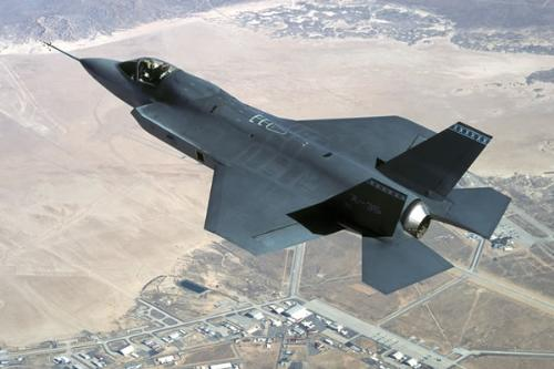 F-35 Jet fighter - F-35 Jet fighter aircraft