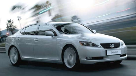 Lexus Ls 460 - The car of my dreams...