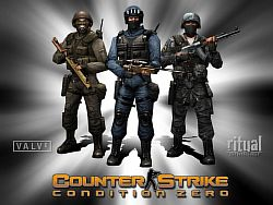 counter strike - counter strike is one of the most popular first person game.