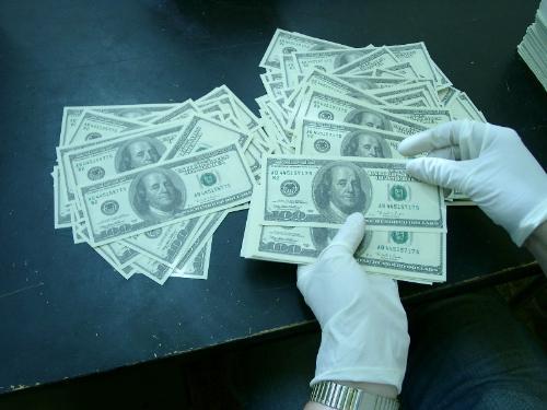 Dollar examining - Examining almost perfect false dollars