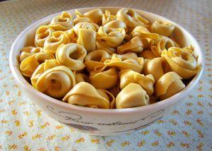 Tortellini - Tortellini (Italian Food from Bologna)
