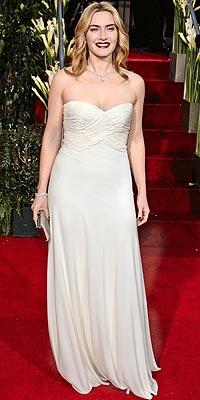 Kate Winslet - Kate Winslet Golden Globe