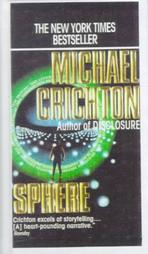 Sphere by Crichton - In this book he talks about yet another obscure science fact the time travel