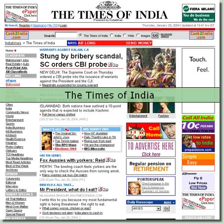 india poised - the times of india