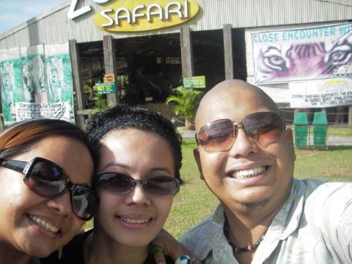 safari adventure - zoobic safari subic,Philippines