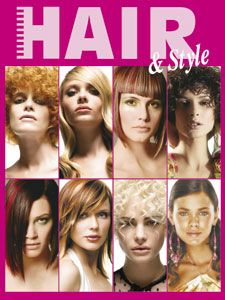 Hair Style - Here are some example hair style..But some of them look too special.. :)