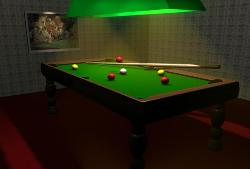 pool table - pool table