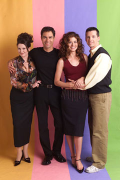 Will and Grace - Picture of the actors of Will and Grace