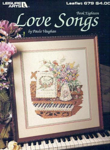 Love Songs - Long Song CD images