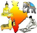 india - it is the pic of india shws its map