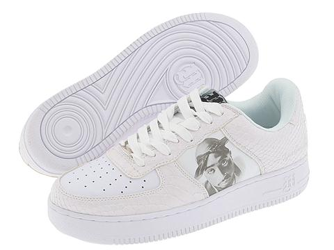 Makaveli Brand Shoes - Make a Statement with The late & Great 2Pac urban shoes!