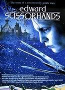 edward scissorhands - EDWARD SCISSORHANDS poster