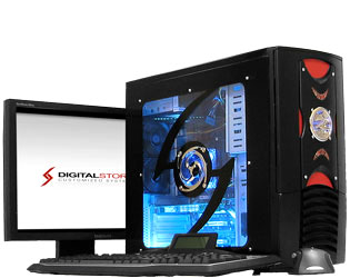 computer configuration - twister pro gaming computer