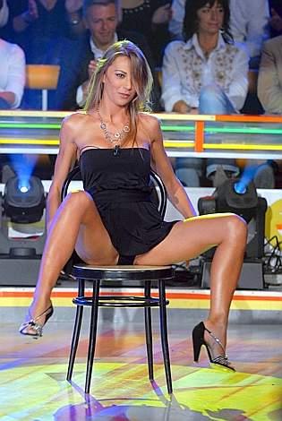 italian velina - italian showgirl