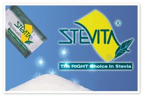 Stevia from Stevita - Healthy alternative