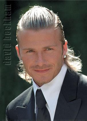 Davis Beckham - David Beckham Pic