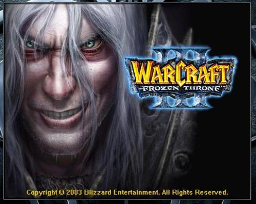 War Craft III - War Craft III - a LAN game where the all time favorite DOTA map is played